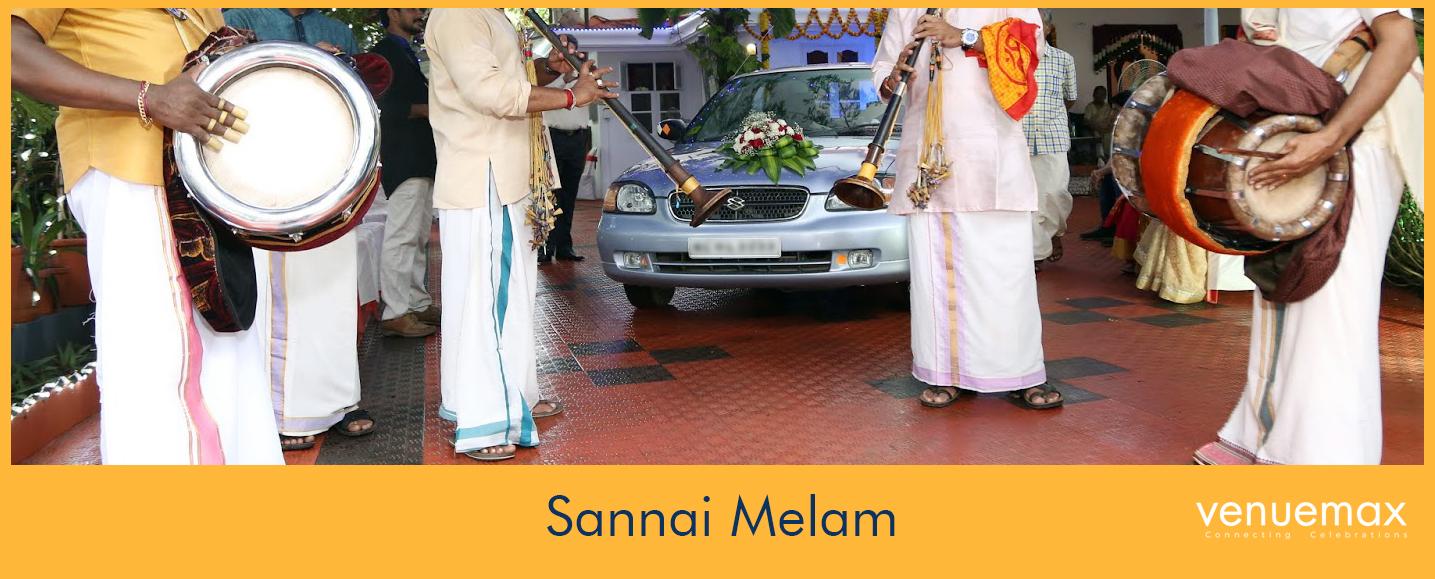Sree ThyagaRaju Sannaimelam